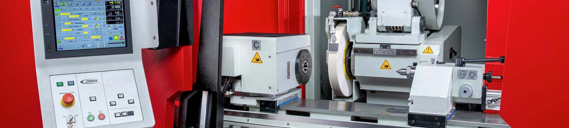 ZIERSCH Cylindrical grinding machines